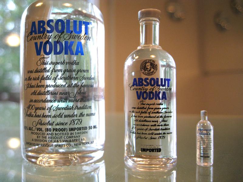 Size Of Vodka Bottles | amulette