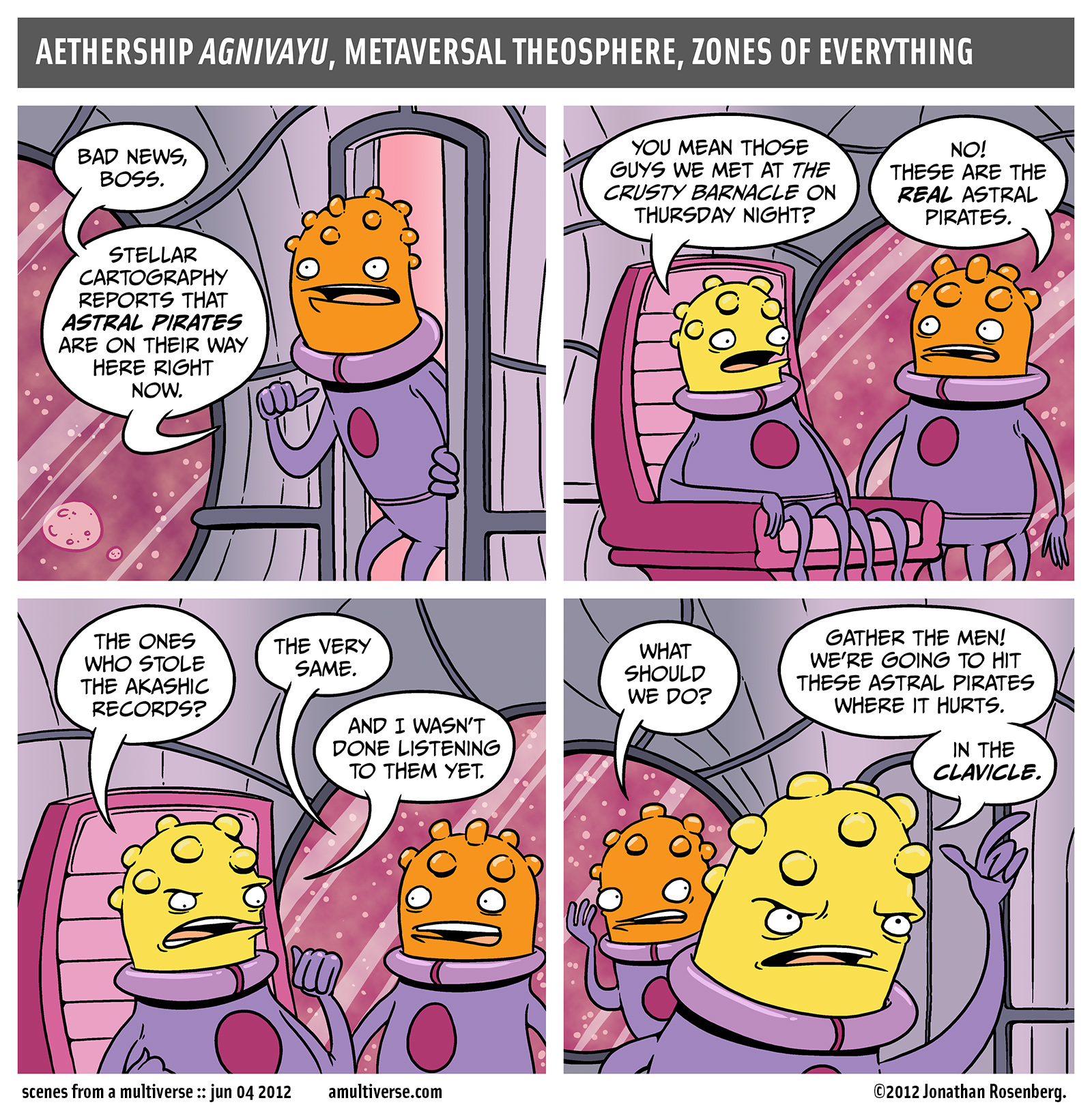 astral piracy is up 200% this year and is now the number one cause of hemorrhoids in the multiverse