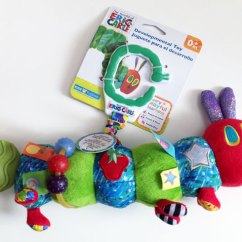 Argos Baby Bouncer Chair Design Metal The World Of Eric Carle - Very Hungry Caterpillar Things A Mum Reviews