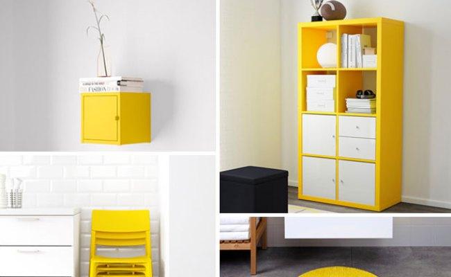 Summery Interiors Eight Yellow Items On My Ikea Wish List