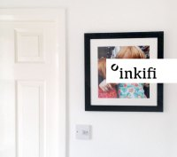 Inkifi Instagram Framed Print Review - Instagram Wall Art ...