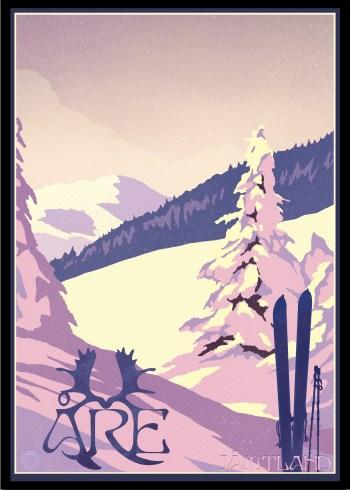 Åre Poster
