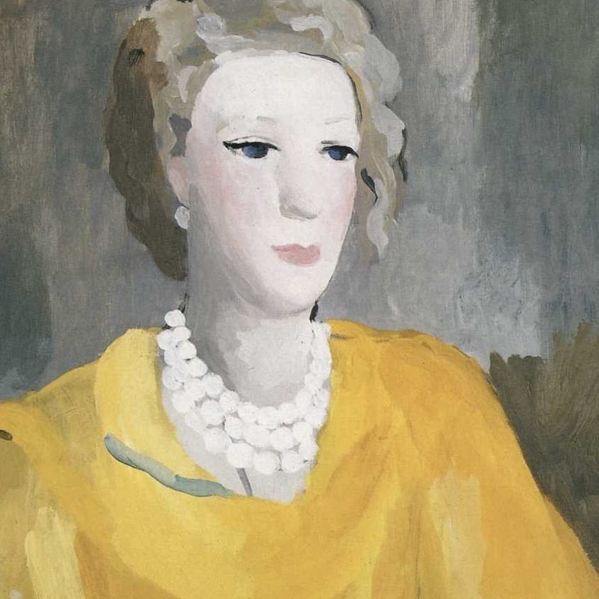 Мадам Грульт, Мари Лорансен, 1937