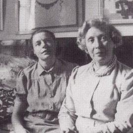 Сюзан Моро-Лорансен и Мари Лорансен