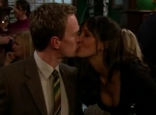 Charlene Amoia kissing Neil Patrick Harris