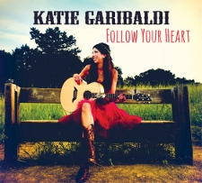Katie Garibaldi - Follow Your Heart cover