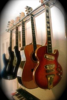 Alvin Harrison guitars
