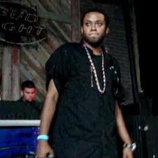 King Terry III performing