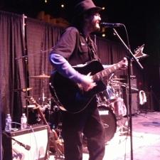 Tyler Gilbert performing