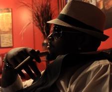 Jack Rank profile and cigar