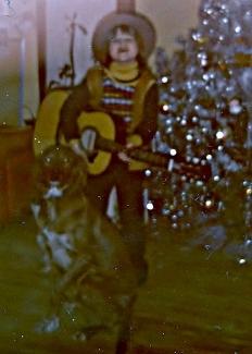 Mark Stone as child