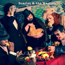 Scarlet and the Harlets cover