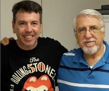 Joseph Pagano and Dad