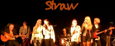 Straw ~ To A Higher Place