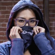 Olivia Thai masked