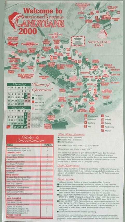 2000 Candylane map