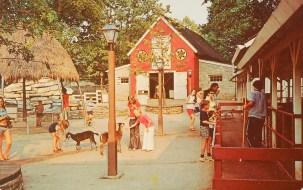 1972 Animal Garden