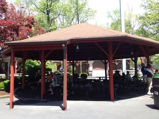 Former Ponys Roof