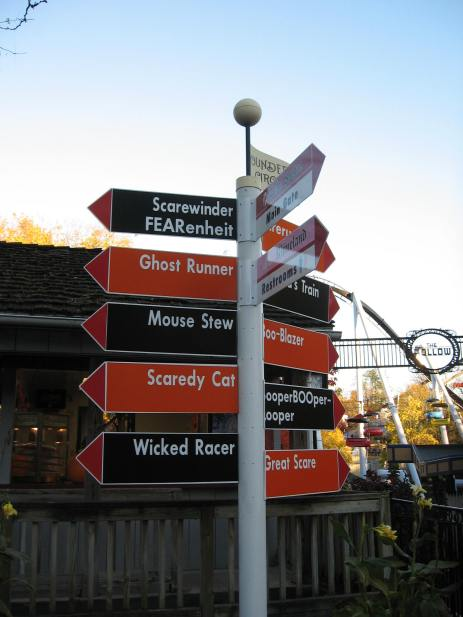 Directional Signs [Shawn Marie Mann]