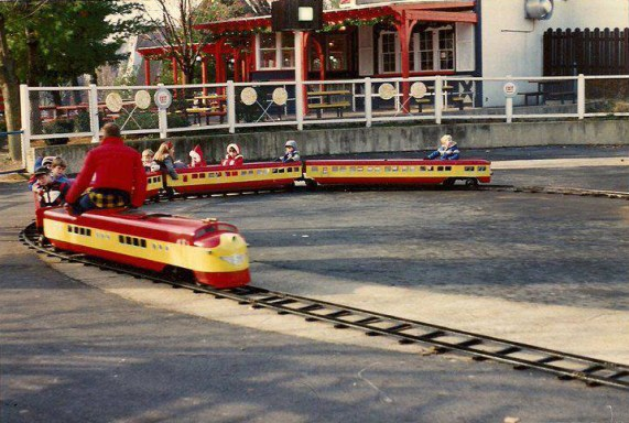 1986 Little People Express (Miniature Train) [G. Reub]