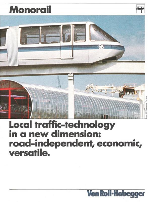 1986 Von Roll Habegger brochure (p1)