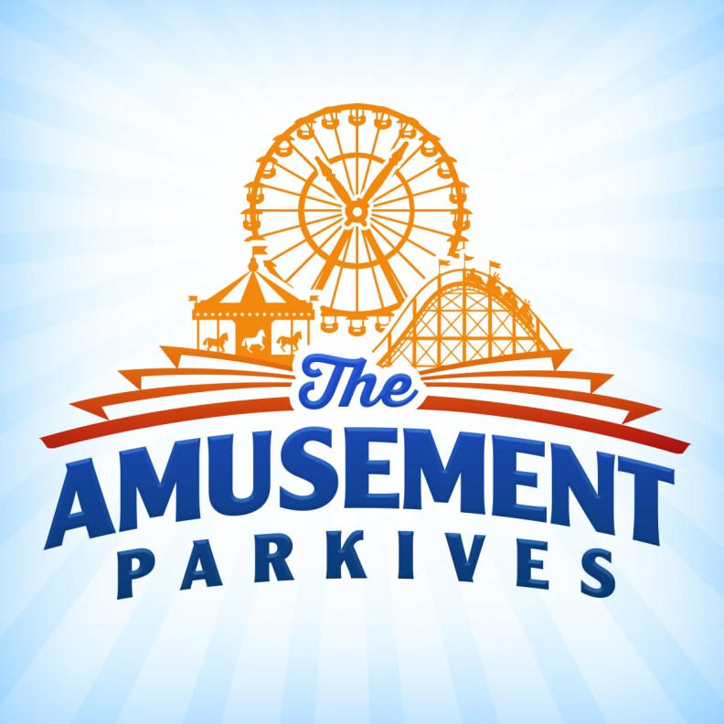 Amusement Parkives logo [Dan Peiffer]