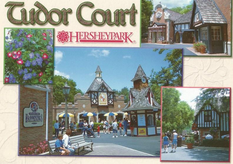 1995 circa Tudor Court