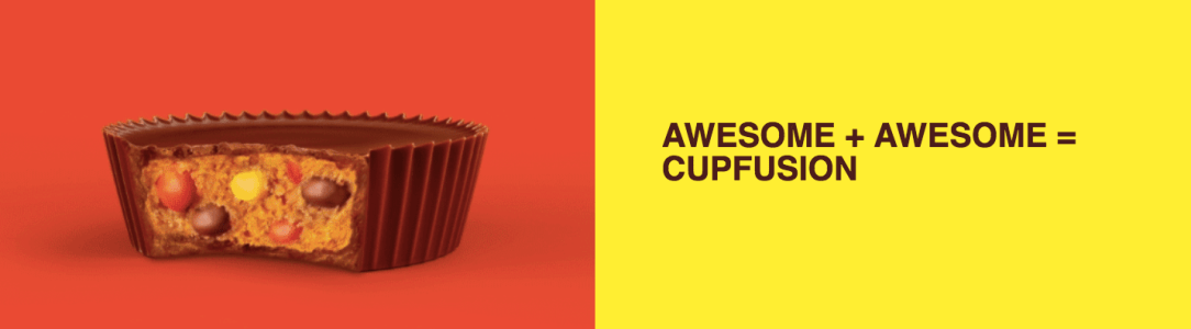 Reese's Cupfusion website