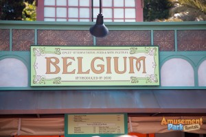 Epcot International Food and Wine Festival 2014 - Belgium