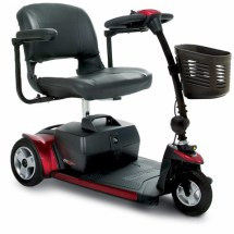 Pride Portable Electric GoGo Scooter Rental Orlando