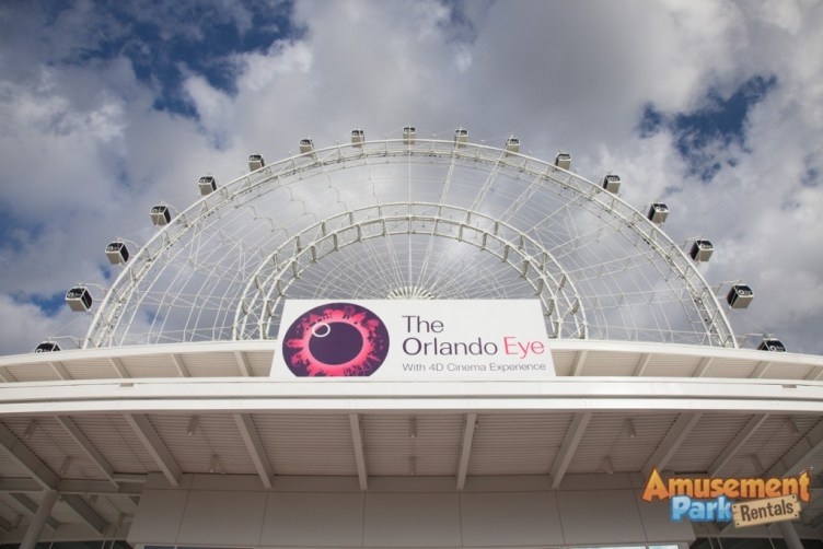 The Eye of Orlando