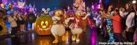 Disney World Boo-To-You Parade | Magic Kingdom Orlando Fl