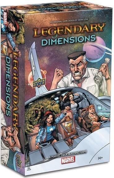 Marvel Legendary Dimensions
