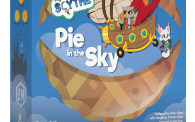 Pie in the Sky – My Little Scythe expansion