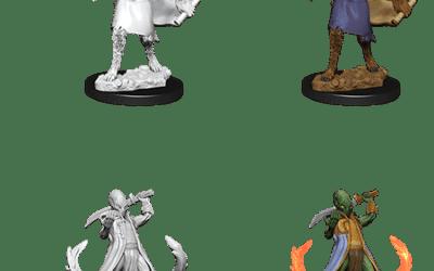 Nolzur's Marvelous Miniatures Arcanaloth & Ultroloth Wave 11 90015