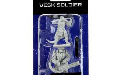 Starfinder Deep Cuts: Vesk Soldier Wave 15 90336