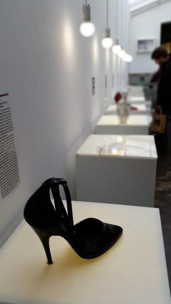 Objects come from the anonymous individuals from all over the world./ Predmete pošiljajo posamezniki iz celega sveta.