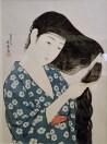 Shunga, japonska erotična umetnost.