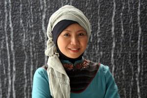 Eka Shanty Founder of World Muslimah Foundation  Interview with Founder of World Muslimah : Eka Shanty Eka Shanty