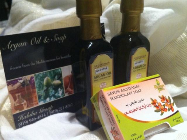 aMuslima Product Review | Argan Oil and Argan Soap - 100%  Product Review: Argan Oil in the house. Limited edition. IMG 4631