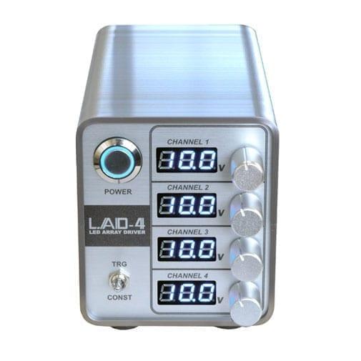 L D Kichler Co: Four Section LED Array Driver, LAD-4