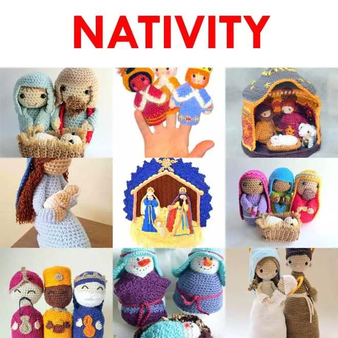 crochet #xmas #free #amigurumi #nativity #pattern | Flickr | 660x660