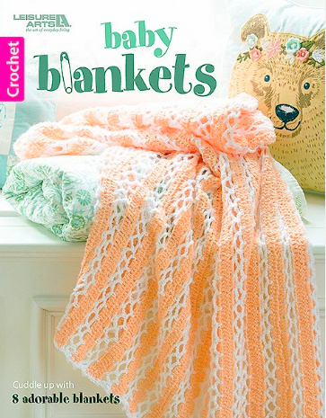Baby Blankets Cuddle Up With 8 Adorable Blankets Crochet Pattern