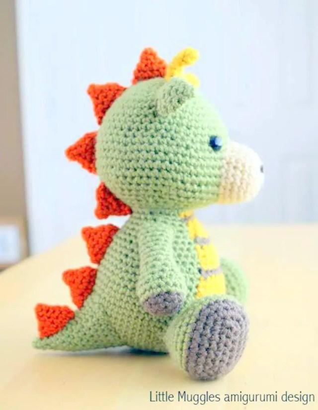 Little Dragon Pattern – Yarnbroom   824x640