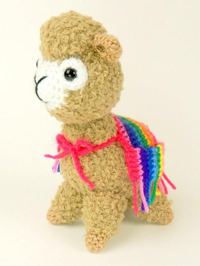 Alpaca amigurumi tutorial - YouTube | 880x660