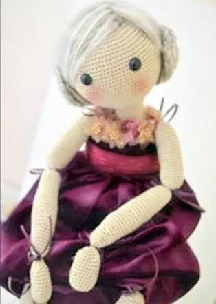 Free Amigurumi Dolls Crochet Patterns - YouTube   441x314