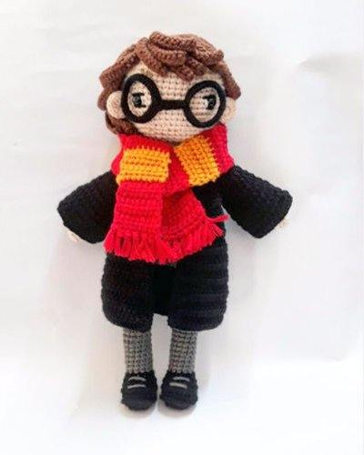 Harry Potter Amigurumi: weloveamigurumi — LiveJournal | 500x400