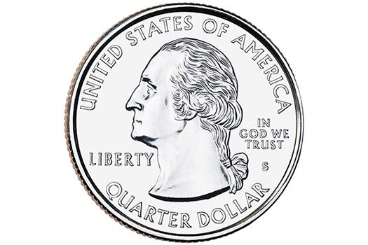 25セント硬貨の秘密 « American View