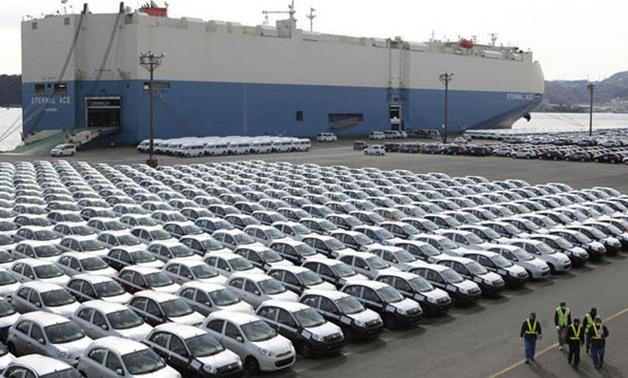 شعبة تجارة السيارات