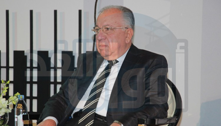 المهندس حسن عبد العزيز ، رئيس مجلس إدارة الاتحاد المصري لمقاولى التشييد والبناء